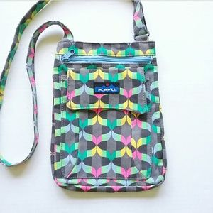 Kavu Keeper Crossbody Bag Purse